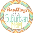 Ramblings of a Suburban Mom